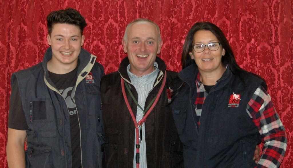 Ryan, Brian & Helen